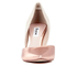 Dune Women's Cindee Leather Court Shoes - Rose Gold: Image 4