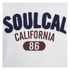 Soul Cal Men's Logo T-Shirt - Optic White: Image 3