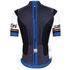 Santini Interactive 3.0 Short Sleeve Jersey - Blue: Image 3