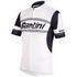 Santini Tau Short Sleeve Jersey - White: Image 1