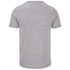 Franklin & Marshall Men's Large Logo T-Shirt - Sport Grey Melange: Image 2