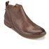 H Shoes by Hudson Women's Revelin Leather Ankle Boots - Chocolate: Image 2
