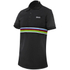 Santini UCI Polo Shirt - Black: Image 1