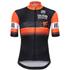 Santini Giro d'Italia 2016 Stage 1 Gelderland Short Sleeve Jersey - Black: Image 2