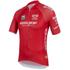 Santini Giro d'Italia 2016 Sprinter Short Sleeve Jersey - Red: Image 1