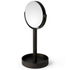 Wireworks Dark Oak Magnify Mirror: Image 1