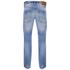 Jack & Jones Men's Originals Mike Straight Fit Jeans - Light Wash: Image 2