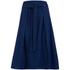 Great Plains Women's Lightweight Denim Skirt - Vintage Blue: Image 1