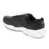Puma Men's R698 Core Leather Trainers - Black/Black/Drizzle: Image 4