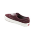 Vans Women's Authentic Varsity Suede Trainers - Red Mahogany: Image 4