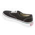 Vans Kids' Authentic Trainers - Black/True White: Image 4