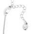 Cheap Monday Women's Fringe Knot Bracelet - Silver: Image 2