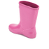Hunter Toddlers' First Gloss Wellies - Fuchsia: Image 4