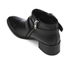 McQ Alexander McQueen Women's Ridley Harness Ankle Boot - Black: Image 4