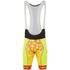 Alé PRR Bubbles Bib Shorts - Yellow/Orange: Image 1