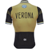 Alé Classic Verona Short Sleeve Jersey - Black/Brown: Image 2
