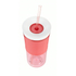 Contigo Shake & Go Tumbler with Straw (530ml) - Watermelon: Image 2