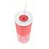 Contigo Shake & Go Tumbler with Straw (530ml) - Watermelon: Image 2