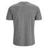 Kappa Men's Nico 2 Pack T-Shirts - Mid Grey Marl: Image 3