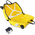 Trunki Tony Taxi Ride-On Suitcase - Yellow: Image 4