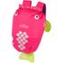 Trunki PaddlePak Coral the Tropical Fish Backpack - Medium - Pink: Image 1