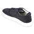 ETQ. Men's Low Top 3 Leather Trainers - Blueberry: Image 4