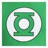 DC Comics Green Lantern Herren Circle Logo T-Shirt - Green: Image 3