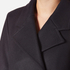 A.P.C. Women's Double Breasted Coat - Navy: Image 4