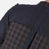 Vivienne Westwood Anglomania Men's Bondage Bomber Jacket - Dark Blue/Brown: Image 9