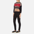 Boutique Moschino Women's Contrast Jumper - Multi: Image 4