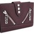 KENZO Women's Kalifornia Wallet on a Chain Crossbody Bag - Bordeaux: Image 4