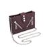 KENZO Women's Kalifornia Wallet on a Chain Crossbody Bag - Bordeaux: Image 3
