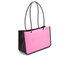 KENZO Women's Kombo East West Tote Bag - Pink/Bordeaux: Image 3