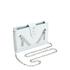 KENZO Women's Kalifornia Wallet on a Chain Crossbody Bag - Light Grey: Image 2