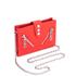 KENZO Women's Kalifornia Wallet on a Chain Crossbody Bag - Red: Image 2