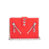 KENZO Women's Kalifornia Wallet on a Chain Crossbody Bag - Red: Image 1