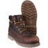 Amblers Safety Men's FS164 Lace Up Boots - Brown: Image 3