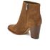 Sam Edelman Women's Blake Suede Heeled Ankle Boots - Woodland Brown: Image 4
