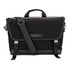 WANT LES ESSENTIELS Men's Jackson 15' Messenger - Black/Black: Image 1