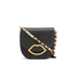 Lulu Guinness Women's Amy Small Crossbody Bag - Black: Image 1