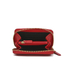Lulu Guinness Women's Small Zip Around Wallet - Red: Image 4