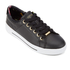 Ted Baker Women's Ophily Leather/Exotic Cupsole Trainers - Black: Image 2