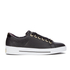 Ted Baker Women's Ophily Leather/Exotic Cupsole Trainers - Black: Image 1