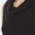BOSS Orange Women's Willimply Sleevless Arm Drop Tunic Top - Black: Image 5