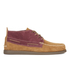 Sperry Men's A/O 2-Eye Wedge Suede Chukka Boots - Tan/Burgundy: Image 1