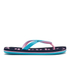 Superdry Women's Flip Flops - Blue Atol/Imperial Pink: Image 3
