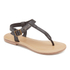 Superdry Women's Bondi Thong Sandals - Black: Image 2