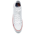 Superdry Men's Retro Sport High Top Trainers - White: Image 3