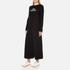 Bella Freud Women's God Created Merino Wool Jumper - Black: Image 4
