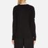Bella Freud Women's God Created Merino Wool Jumper - Black: Image 3